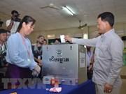 Casi 45 mil observadores supervisarán elecciones legislativas en Camboya