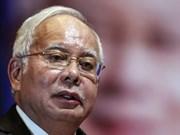 Congelan cuentas bancarias de partido de ex primer ministro malasio