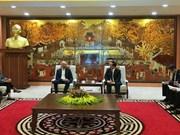 Hanoi recibe asistencia en adaptación al cambio climático