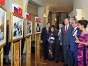 Conmemoran el aniversario 95 de primera visita del Presidente Ho Chi Minh a Rusia
