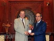 Ciudad Ho Chi Minh y San Petersburgo impulsan cooperación bilateral