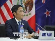 Vietnam y Japón reiteran compromiso con cooperación en el marco de CPTPP