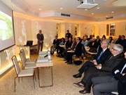 Presentan en Italia potencialidades de comercio con provincias vietnamitas