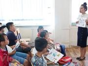 Abren curso de idioma vietnamita en República Checa