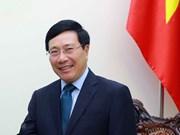Visita a Bulgaria de vicepremier y canciller vietnamita: ocasión para agilizar lazos bilaterales