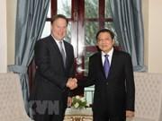 Vietnam aspira a fortalecer nexos con Panamá, sostuvo dirigente del Partido Comunista