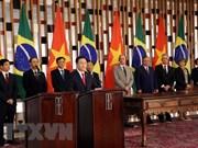 Destaca vicepremier de Vietnam importancia de relaciones con Brasil