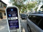 Entran en operación en Hanoi nuevos estacionamientos inteligentes