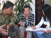 Comenzará Censo de Población y Viviendas de Vietnam en abril de 2019