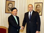 Bulgaria respalda ratificación de TLC entre Vietnam y UE