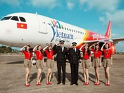 Vende Vietjet Air a partir de hoy 700 mil boletos promocionales
