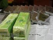 Incautan en Vietnam 19 ladrillos de heroína y cuatro kilogramos de metanfetamina desde Laos