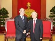 Vietnam y China fomentan cooperación partidista