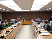 Vietnam y Japón efectúan sexto diálogo sobre política de defensa