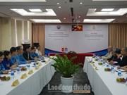 Vietnam y Cuba comparten experiencias en actividades sindicales