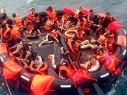 Un fallecido y más de 50 turistas desaparecidos por naufragio de barco en Tailandia