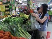 Vietnam registró buen crecimiento de ventas minoristas y servicios en primera mitad de 2018