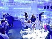 Cafetería de hielo: un lugar ideal para escapar del calor en Hanoi
