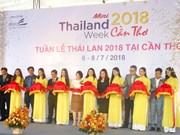 Comienza Semana de Tailandia en ciudad survietnamita de Can Tho