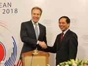 Vietnam acelera preparativos para Foro Económico Mundial sobre la ASEAN