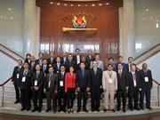 ASEAN firma Declaración Singapur sobre entorno sostenible