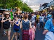 Abren clase del idioma vietnamita en Tailandia