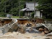 Vietnam envía condolencias a Japón por pérdidas humanas y materiales causadas por inundaciones