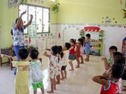 Grupo estadounidense moviliza fondo millonario para construir escuelas en Vietnam