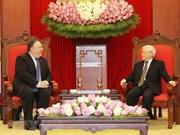 Estados Unidos desea fortalecer asociación integral con Vietnam, afirma Mike Pompeo