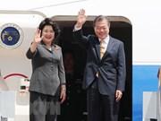 Sudcorea fortalece cooperación con la India y ASEAN