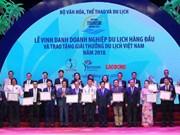 Turismo de Vietnam reporta crecimientos estables en últimos años