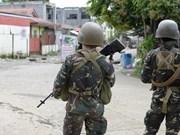 Filipinas aniquila a 12 extremistas en región sureña