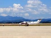 Recibe su primer vuelo aeropuerto internacional de Van Don, en Vietnam