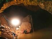 Cueva tailandesa Tham Luang se convertirá en un museo para mostrar el rescate de los niños