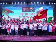 Inauguran Campamento de Verano  en Vietnam para jóvenes residentes en el exterior