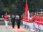 Asociación estratégica Vietnam e Indonesia avanza en diversos sectores