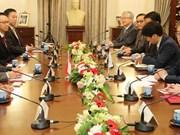 Sudcorea y Singapur acuerdan fortalecer cooperación