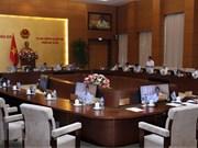 Comité Permanente del Parlamento de Vietnam aprueba la creación de tres municipios
