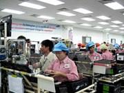 Provincia vietnamita de Bac Ninh atrae 206 millones de dólares de inversión en primer semestre