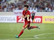 Futbolista vietnamita entre los mejores delanteros del Sudesteasiático