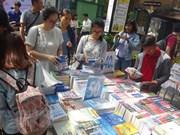 Calle de Libros en Ciudad Ho Chi Minh reporta aumento de ingresos en primer semestre