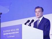 Presidente surcoreano resalta relaciones de cooperación entre su país y la ASEAN