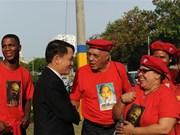 Honran al Presidente Ho Chi Minh en República Dominicana