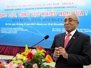 Celebran en Hanoi conferencia para promover comercio entre Vietnam y Angola