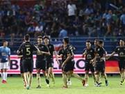 Acusan a 15 tailandeses por arreglar resultados de partidos de fútbol