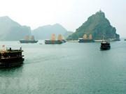 Bahía de Ha Long entre los 100 patrimonios más espléndidos del mundo