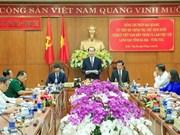 Presidente vietnamita exhorta a provincia de Ba Ria-Vung Tau a promover desarrollo económico