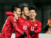 Selección de fútbol de Vietnam aspira superar fase de grupos de mayor evento deportivo continental