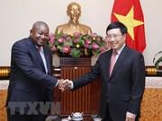 Vietnam concede importancia a lazos con Mozambique, afirma vicepremier