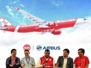 AirAsia invierte 30 mil millones de dólares para compra de aviones de Airbus